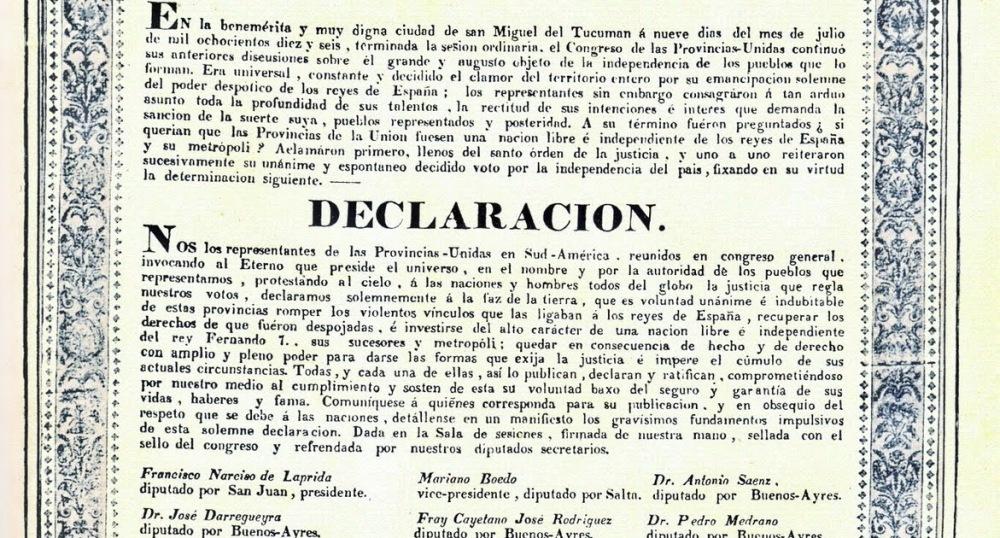 argentinaactaindependencia