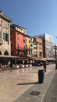 Centro histórico de Verona